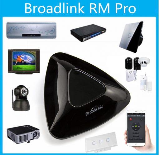 bộ trung tâm nhà thông minh Broadlink RM Pro