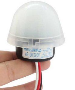 Công tắc điện cảm ứng ánh sáng