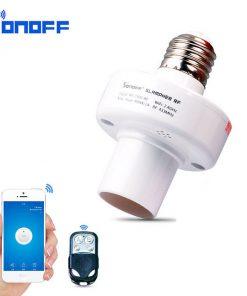 đui đèn điều khiển từ xa