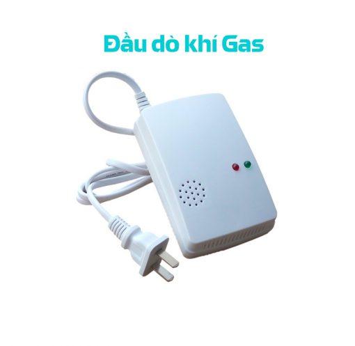 Báo rò rỉ khí gas