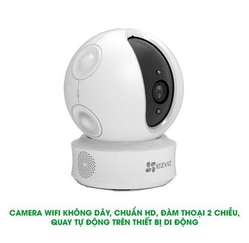 Camera ip wifi Ezviz chính hãng