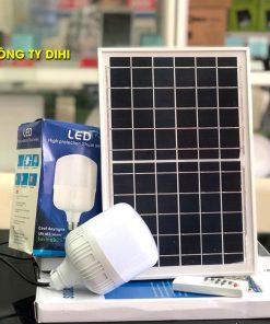 đèn năng lượng mặt trời lắp trong nhà