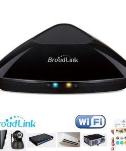 Bộ trung tâm điều khiển nhà thông minh Broadlink RM Pro