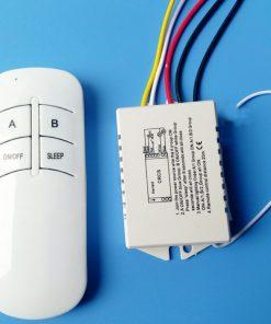 Công tắc điều khiển từ xa sóng RF