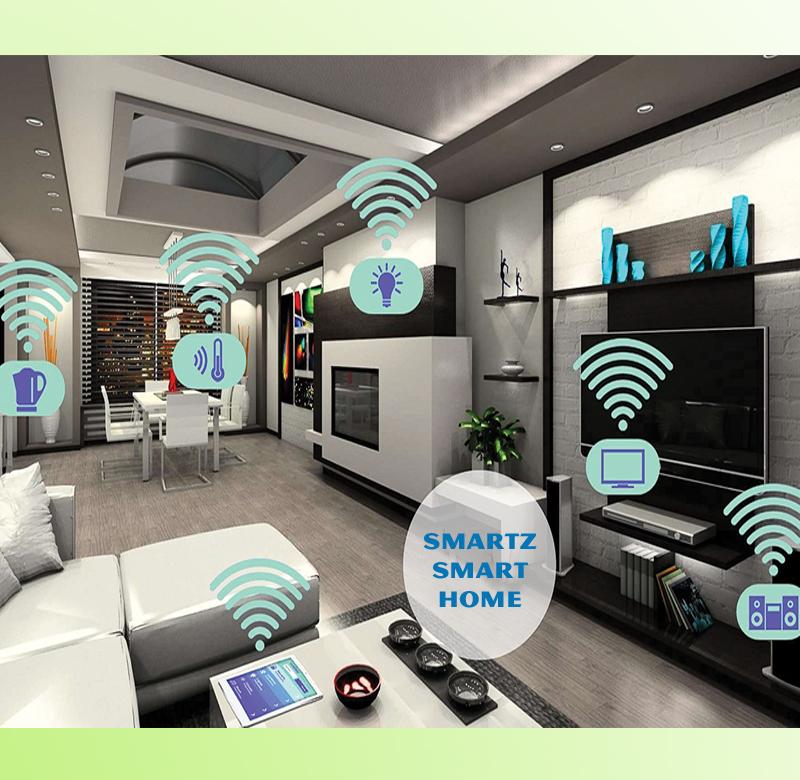 Mô hình nhà thông minh trải nghiệm cho căn hộ