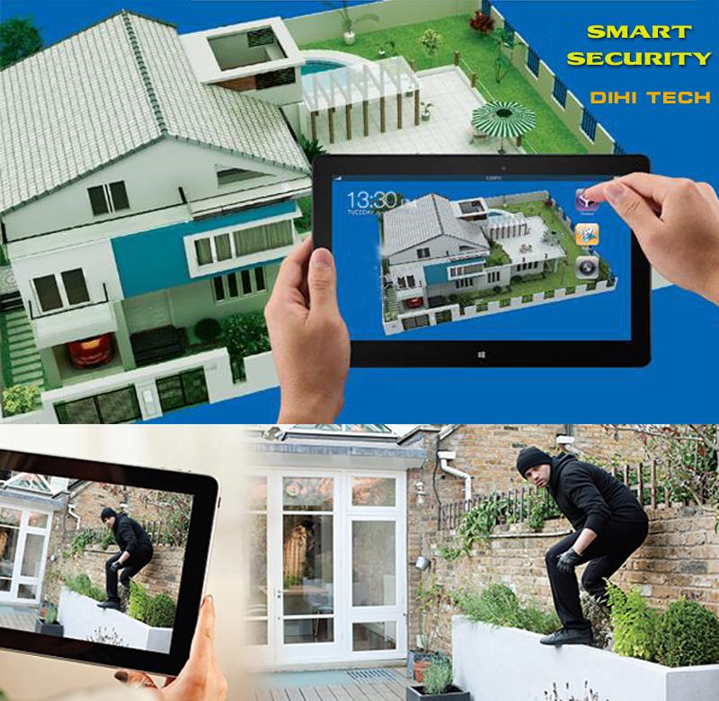 Cách thiết lập an ninh nhiều lớp cho ngôi nhà