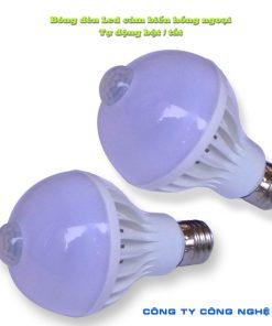 Bóng đèn cảm biến hồng ngoại
