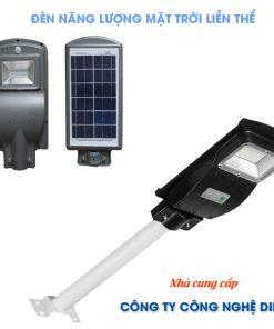 đèn năng lượng mặt trời liền thể 20w